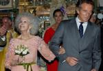 The scandalous Duchess got married in 85 years